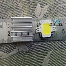 1pcs 5W New High power bright 5 Watt SMD LED Pure Cool white (HIGH QUALITY)