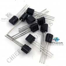 20pcs BC547+BC557 Transistor General Purpose NPN PNP 10 Each Assorted Combo
