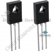 10pcsBd139+ Bd140To126 NPN PNP TO-126 Package  Power Transistors 5 Each