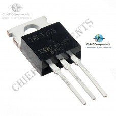 2pcs IRF3205 IRF 3205 Power MOSFET 55V 110A 55 volt 110 ampere TO-220 package
