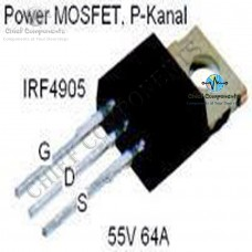 2pcs IRF4905PBF TO-220 IRF4905 TO-220 IRF4905p Power Mosfet  Genuine And Original