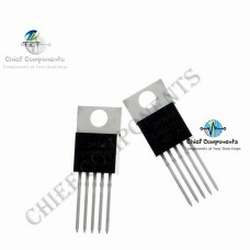 2pcs LM2576T-ADJ TO-220 Voltage Regulators - Switching Regulators 3A Step-down Voltage Regulators