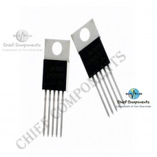 2pcs5vLM2576T-5.0LM2576T LM2576 TO-220 5 Volt Regulator IC Switching Type