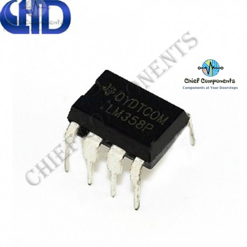 10pcs LM358p DIP8 LM358 DIP LM358N DIP-8 358p Genuine And