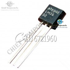 1pc LM35DZ To92 LM35 TO-92 LM35D Precision Centigrade Temperature Sensors